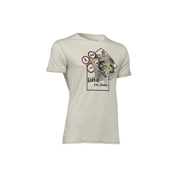 Picture of BiggDesign Nature Durak Erkek T-shirt