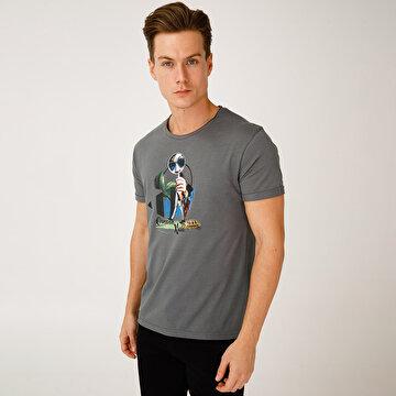 Picture of BiggDesign Nature Ormanın Kralı Erkek T-shirt