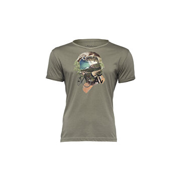 Picture of BiggDesign Nature Maceraperest Erkek T-shirt