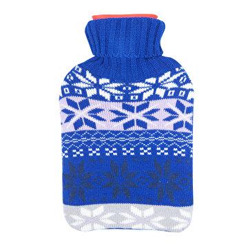 Picture of BiggDesign Mavi Kar Desenli Sıcak Su Torbası