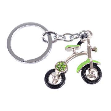 Picture of Nektar Yeşil Taşlı Bisiklet Anahtarlık