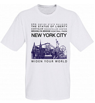 Picture of TK Collection New York City T-Shirt