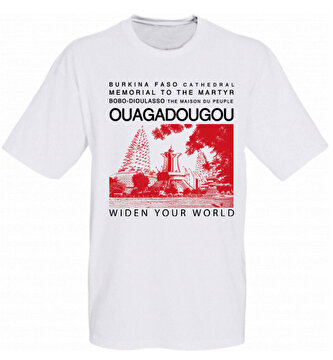 Picture of TK Collection Ouagadougou T-Shirt