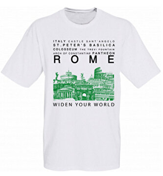 Picture of TK Collection Roma T-Shirt