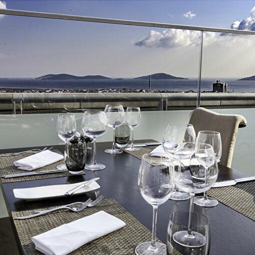 Adalar Roof Restaurant Bostancı'da 1 Kişilik Akşam Yemeği. ürün görseli