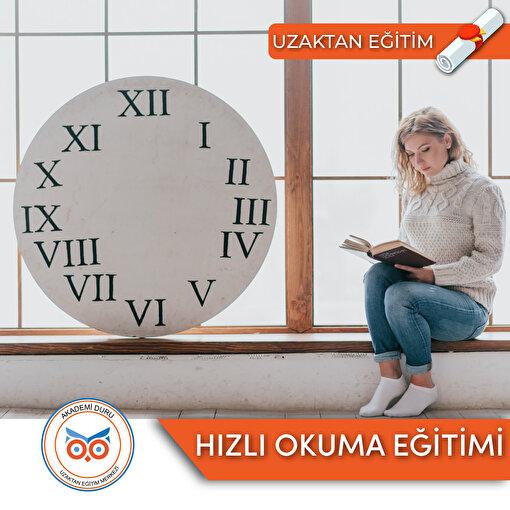 Akademi Duru Online Hızlı Okuma Eğitmenlik Sertifika Programı. ürün görseli