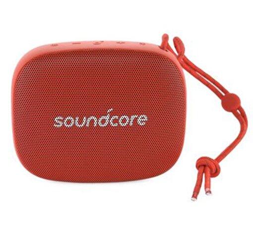 Anker SoundCore Icon Mini IP67 Bluetooth Hoparlör Kırmızı. ürün görseli