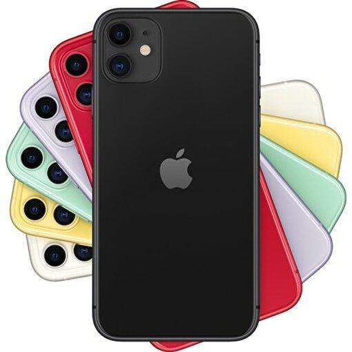 Apple iPhone 11 64 GB Siyah. ürün görseli