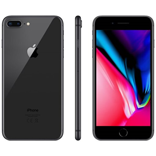 Apple Iphone 8 Plus 128 GB Space Gray. ürün görseli