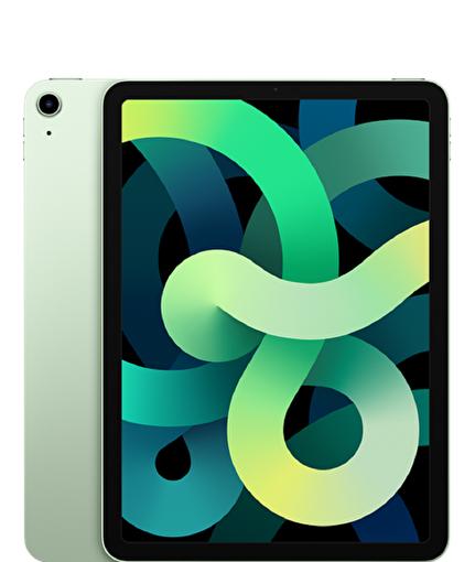 """Apple iPad Air 4. Nesil 10.9"""" Wi-Fi 64 GB Yeşil MYFR2TU/A. ürün görseli"""