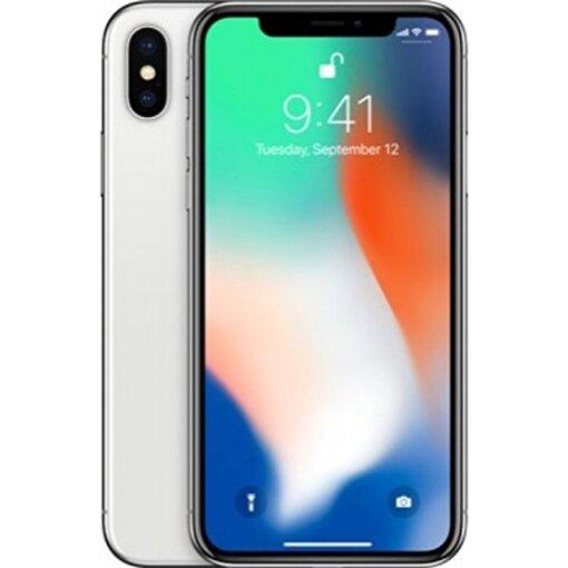 iPhone X 64GB Silver. ürün görseli