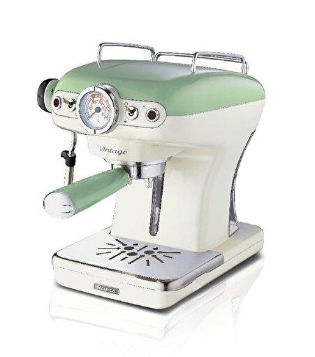 Ariete Vintage Espresso Kahve Makinesi Yeşil. ürün görseli