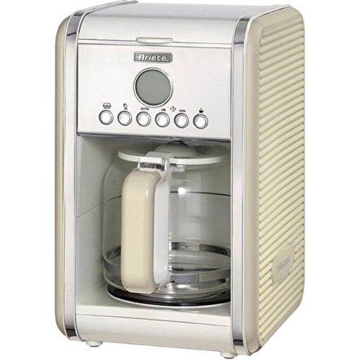 Ariete Vintage Filtre Kahve Makinesi Bej. ürün görseli
