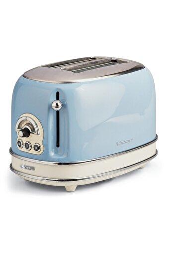 Ariete Mavi Vintage Ekmek Kızartma Makinesi . ürün görseli