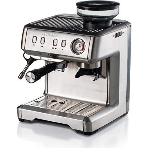 Ariete Paslanmaz Çelik Espresso Kahve Makinesi. ürün görseli