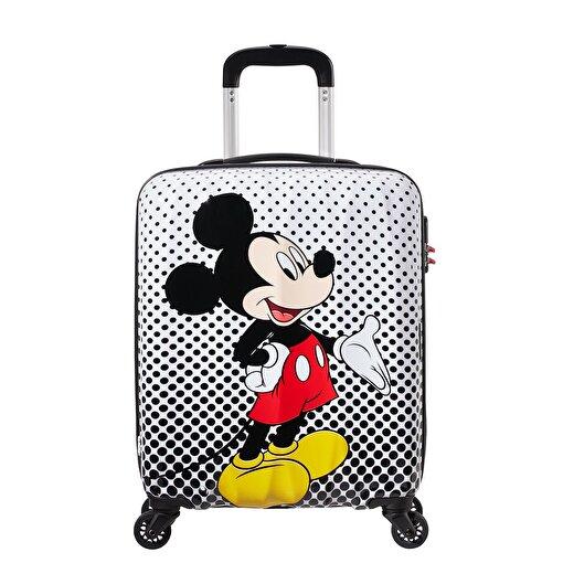 Disney Legends Spinner 4 Tekerlekli Kabin Boy Valiz 55 cm. ürün görseli