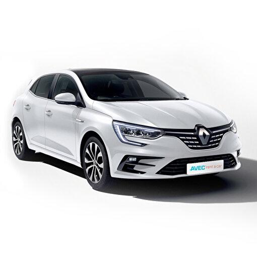 Avec Rent A Car 1 Günlük Renault Megane Araç Kiralama. ürün görseli