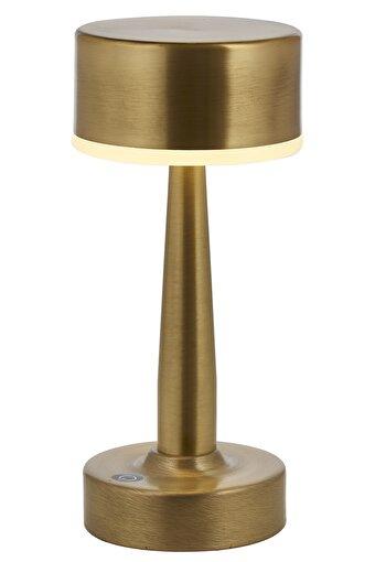 Avonni ML-64005-E Eskitme Kaplama Masa Lambası. ürün görseli