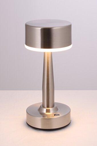 Avonni ML-64005-N Krom Kaplama Masa Lambası. ürün görseli