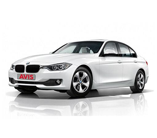 Avis 1 Günlük BMW 3 Serisi Araç Kiralama. ürün görseli