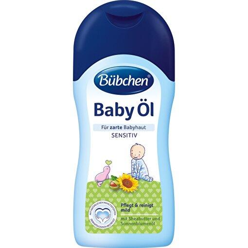 Bübchen Bebek Yağı Temizlik ve Bakım için 200 ml . ürün görseli