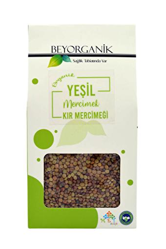 Beyorganik Organik Yeşil Mercimek-Kelkit Vadisi 400 Gr. ürün görseli
