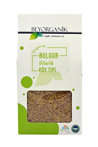 Beyorganik Organik Pilavlık Bulgur 450 Gr.. ürün görseli