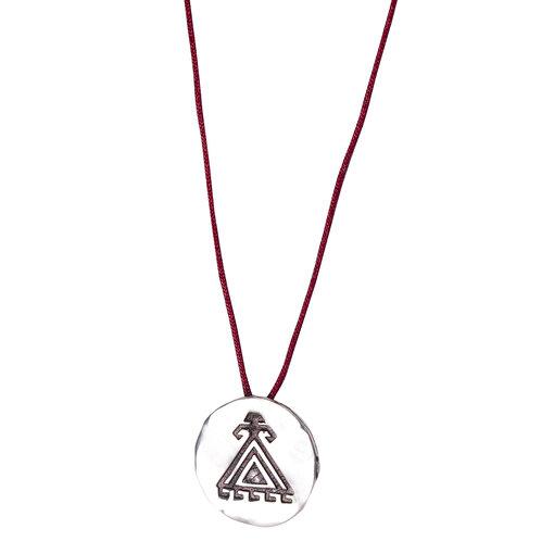 Biggdesign Beş Kız Kardeş Ayşe Gümüş Kolye. ürün görseli