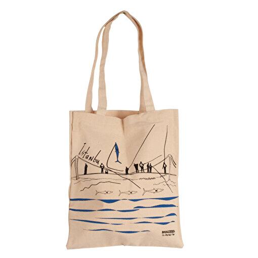 BiggDesign Balıkçılar Çanta. ürün görseli