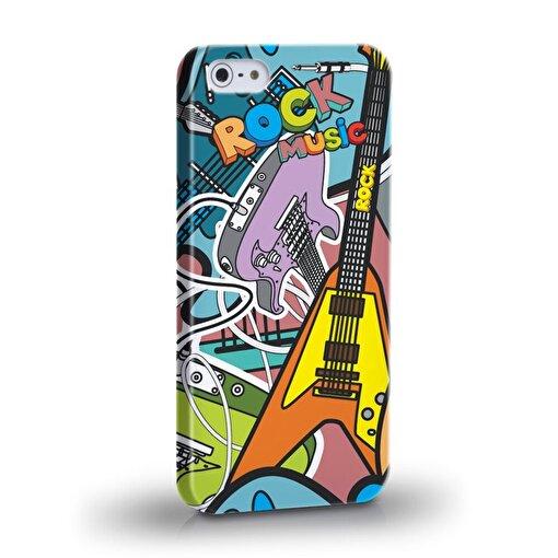 Biggdesign Rock Music iPhone Kapak. ürün görseli