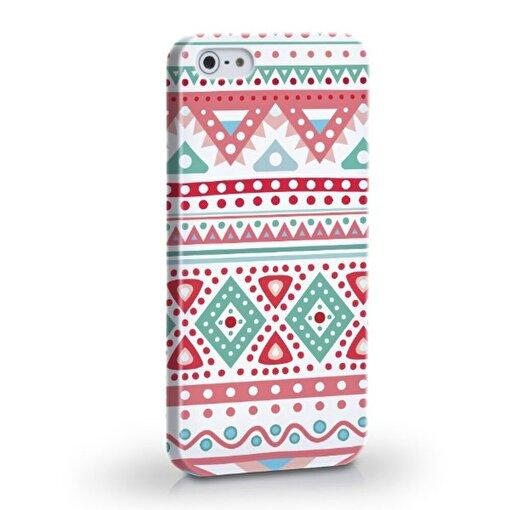 Biggdesign Etnik Pembe iPhone Kapak. ürün görseli