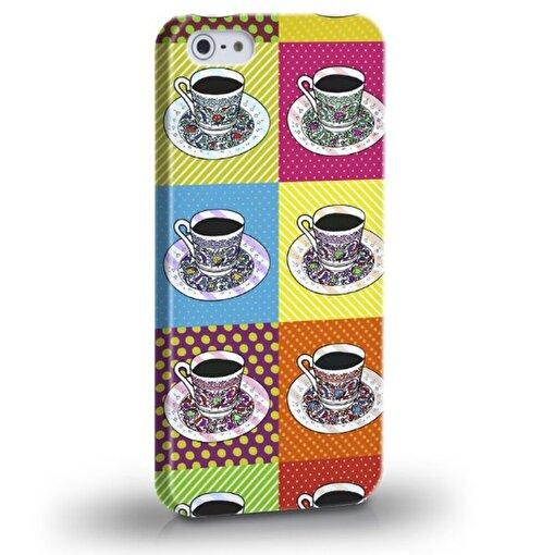 Biggdesign Kahve Fincanı iPhone Kapak. ürün görseli