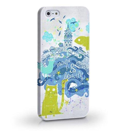 Biggdesign Magic İstanbul iPhone 4/4S Kapak - Model - İPHONE 5/5S. ürün görseli