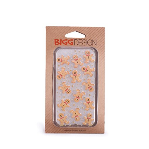 BiggDesign Kurabiye Adam iPhone 6 Plus Kapak. ürün görseli