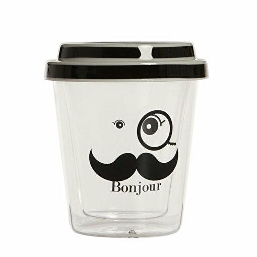 BiggDesign Bonjour Double Wall Kupa. ürün görseli