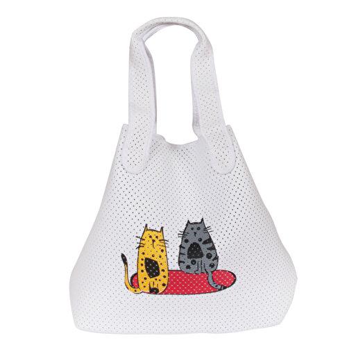 BiggDesign Cats Eva Plaj Çantası. ürün görseli