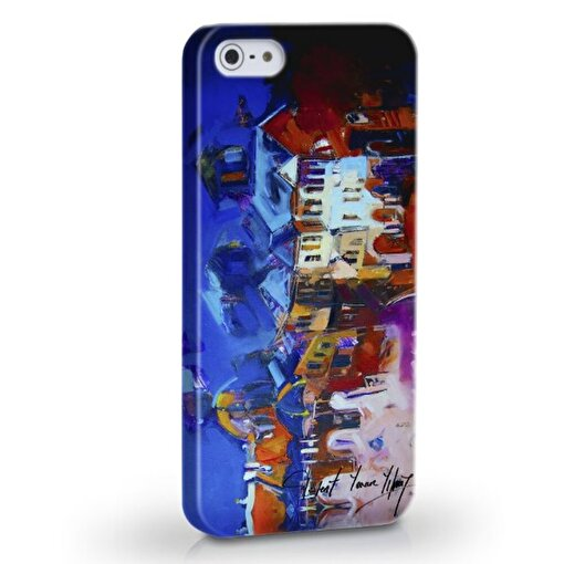 BiggDesign Karanlık Sokak iPhone 5/5S Kapak. ürün görseli