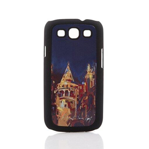 Biggdesign Galaxy S3 Siyah Kapak Galata. ürün görseli