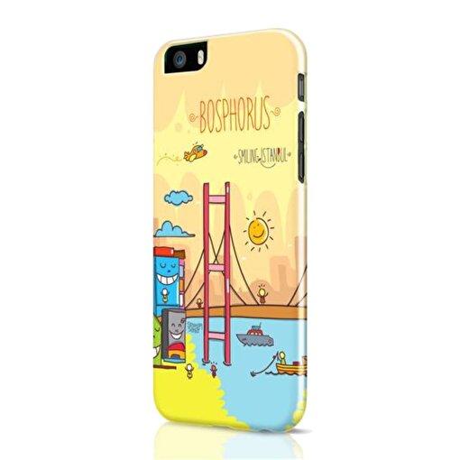 BiggDesign Smiling İstanbul Boğaz Samsung Galaxy S3 Telefon Kapağı. ürün görseli