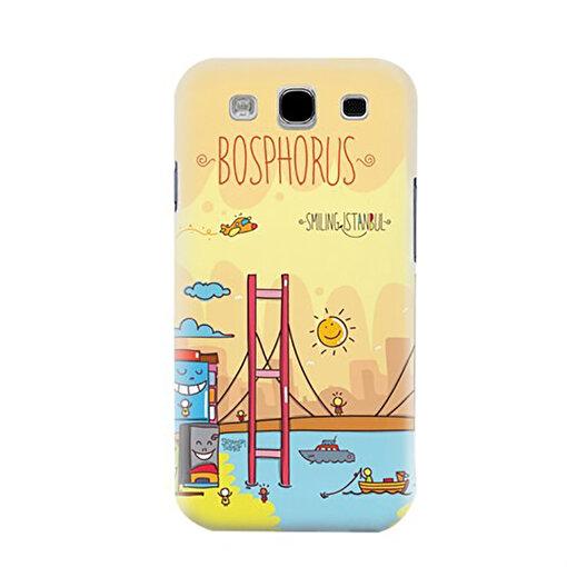 Biggdesign Smiling İstanbul Boğaz Telefon Kapağı. ürün görseli