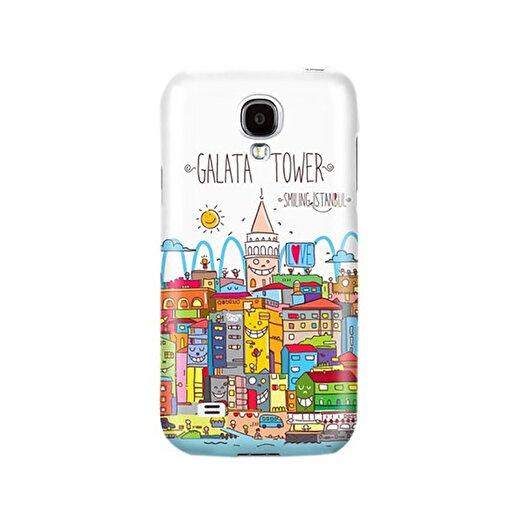 Biggdesign Smiling İstanbul Galata Telefon Kapağı. ürün görseli