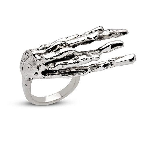 Biggdesign Mercan Gümüş Yüzük. ürün görseli