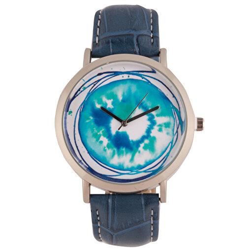 Anemoss Rota Desenli Deri Kayışlı Erkek Deri Kol Saati. ürün görseli