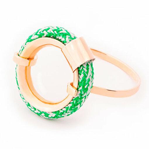 Anemoss Yeşil Bronz Kadın Bileklik. ürün görseli