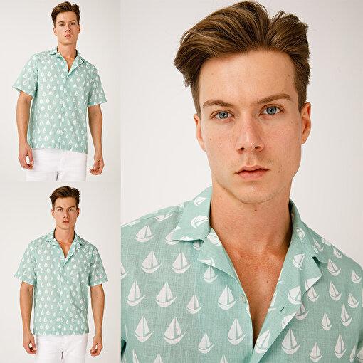 Anemoss Yelken Gömlek. ürün görseli