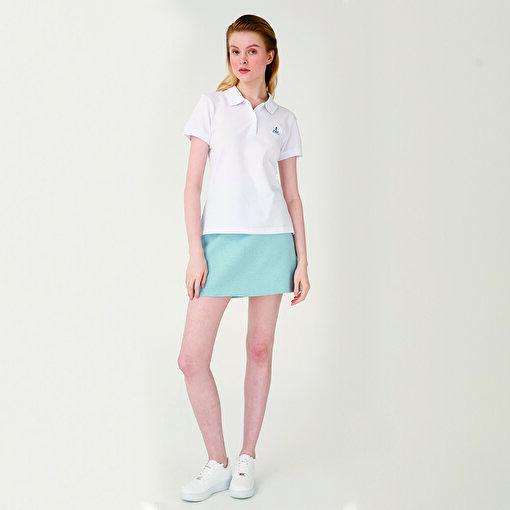 Anemoss Akvaryum Kadın Polo Yaka T-Shirt. ürün görseli