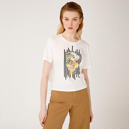 Biggdesign Nature Doğa Kadın T-shirt. ürün görseli