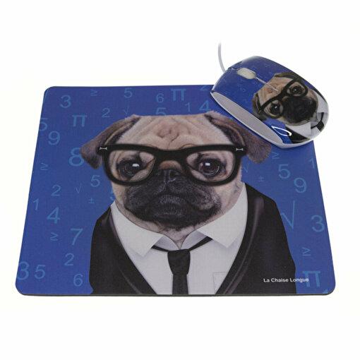 Biggdesign Dogs Mouse Pad ve Mouse . ürün görseli