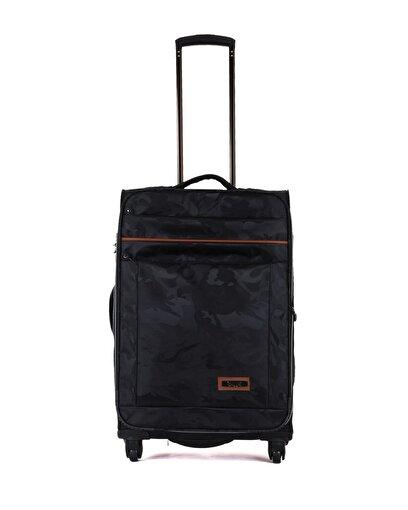 Baggaj V121 Büyük Boy Siyah Valiz. ürün görseli