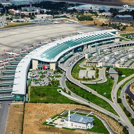 Ankara Esenboğa Havalimanı - 2. Bölge Transfer Hizmeti. ürün görseli
